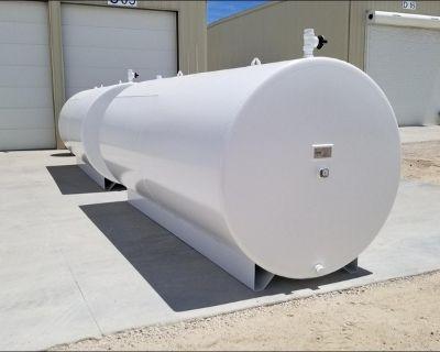 1,000/2,000 Gallon Fuel Tanks