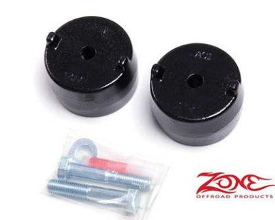 """Zone 1"""" Suspension Lift Leveling Kit Ford F250 F350 Superduty 05-12 4wd"""
