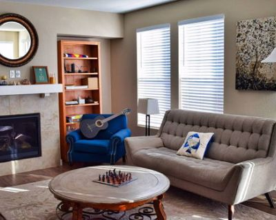 Beautiful Private Room with Shared Office Space