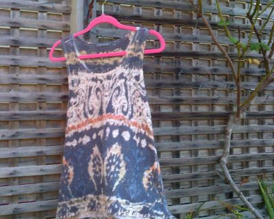 Lovely Soft Loose Knit Sleeveless Top