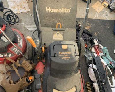 Homelite Mower
