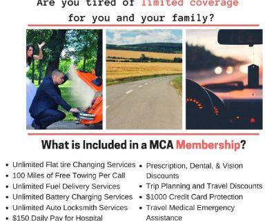 Unlimited Roadside Assistance