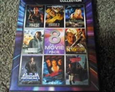 Action collection 8movies