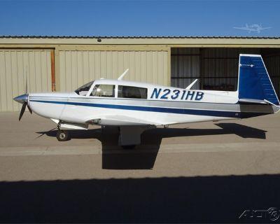 1979 Mooney M20K 231