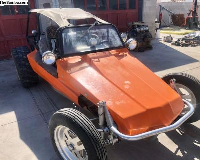 1974 2 Seat dune buggy Hi Jumper with body