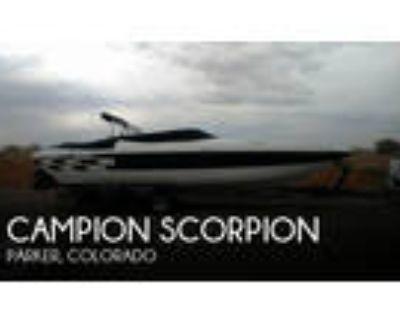 30 foot Campion Scorpion