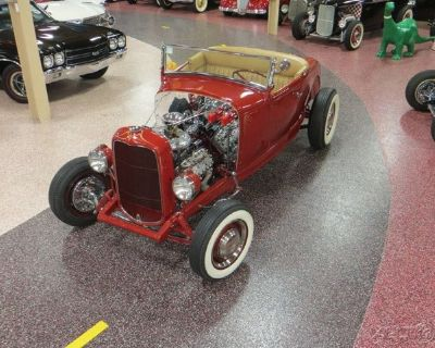 """1932 Ford Highboy Highboy Roadster Hot Rod By """"Mcgowan Brothers"""""""