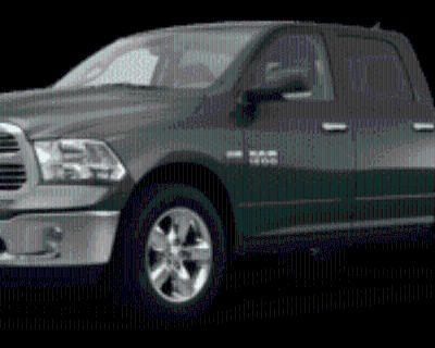 "2013 Ram 1500 SLT Crew Cab 5'7"" Box 2WD"