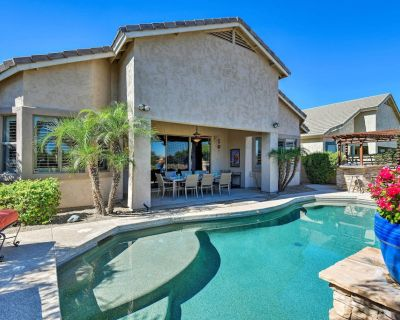 Family Home w/ Outdoor Oasis on Legacy Golf Course - South Mountain