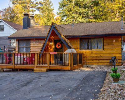 **Bear Marley Cabin** With Spa and A/C - Big Bear Lake