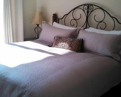 Romantic King size bed, Jacuzzi tub in bedroom, walk to downtown, wifi - Gatlinburg