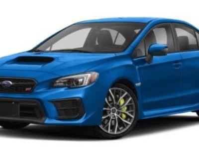 2020 Subaru WRX STI Limited