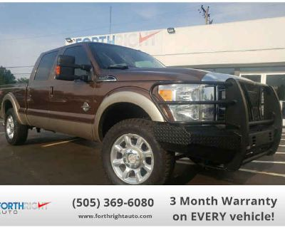 2011 Ford F250 Super Duty Crew Cab for sale