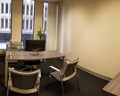 Private Office for 3 at Peachtree Offices at Downtown, Inc.