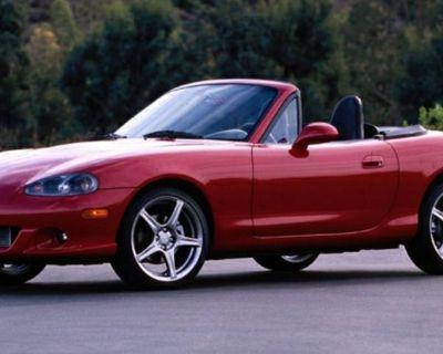 2004 Mazda MX-5 Miata MAZDASPEED