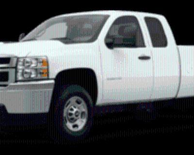 2013 Chevrolet Silverado 2500HD WT Extended Cab Standard Box 4WD