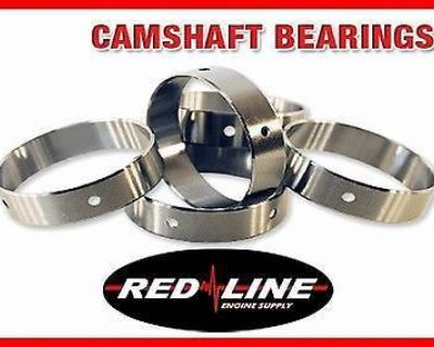 *cam / Camshaft Bearings* Sbc Chevrolet Gm 267 4.4l Ohv V8 1979 80 81 82