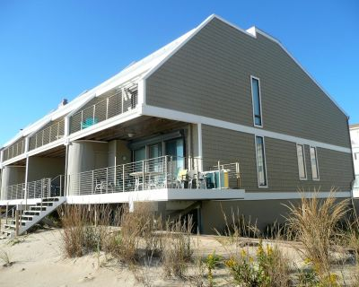 Ocean Spirit - Direct Oceanfront Townhouse - Year Round, 5 Bed Rooms - Tower Shores