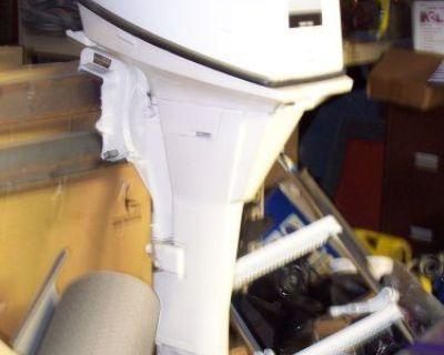 Yamaha 9.9 4 Stroke / High Thrust Extra Long Shaft Remote/ Nice!!