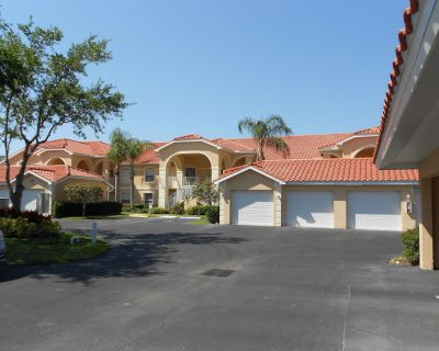 Beautiful furnished Condo minutes from white sands of the Gulf. - Bonita Springs