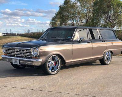 1964 Chevrolet Nova Wagon Restomod