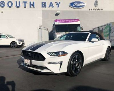 Used 2018 Ford Mustang Convertible