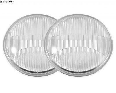 New Clear T34 Fog Light Lens Kit