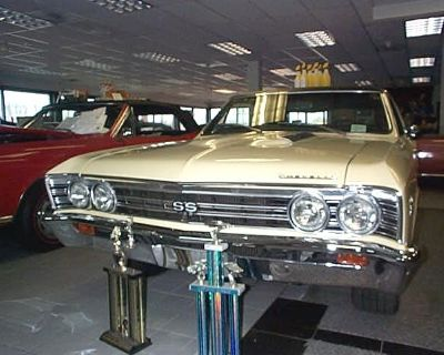 1967 Chevrolet Sorry Just Sold!!! Chevelle SS 396 Four Speed