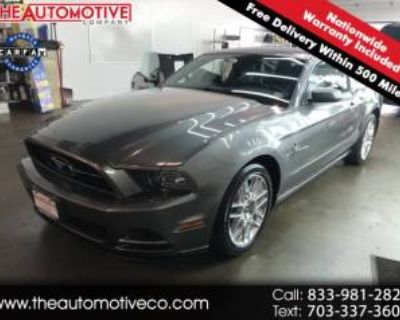 2014 Ford Mustang V6 Premium Coupe