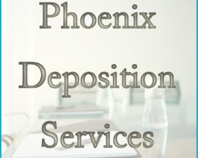 Phoenix Deposition Services