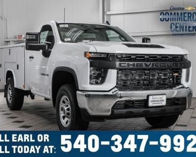 2021 CHEVROLET SILVERADO 3500HD Service, Mechanics, Utility Trucks Truck