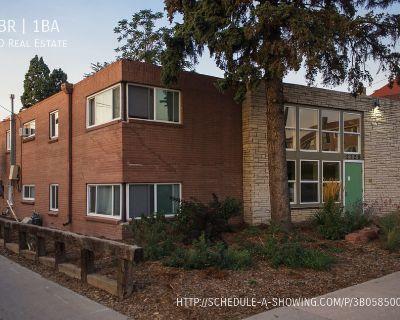 Recent renovated 1BR located in Denver's Jefferson Park neighborhood!