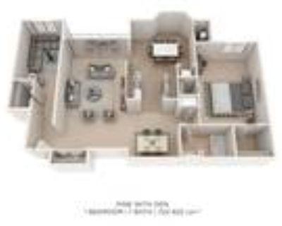 Avery Park Apartment Homes - One Bedroom 1 Bath Den