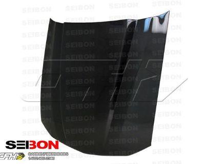 Seibon Carbon Fiber Cl-style Carbon Fiber Hood Kit Auto Body Ford Mustang 05-09