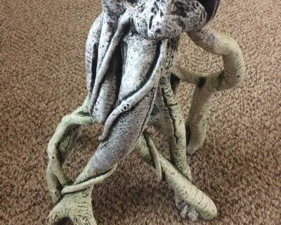 16-inch Tall Fish or Reptile tank Root Decor