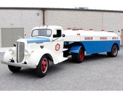 1938 Dodge Tanker