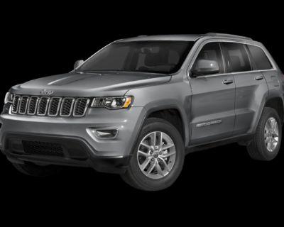 New 2021 Jeep Grand Cherokee Laredo X With Navigation & 4WD