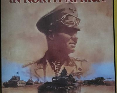 Rommel in North Africa (West End Games - 1986)