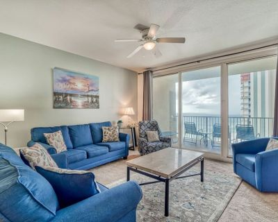 Shores of Panama Unit 1528 ~ 15th Floor ~ Booking for Spring Break - Hurry! Filling Fast! - Panama City Beach