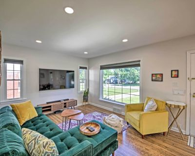 New! Fun & Modern Indy Bungalow, 6 Mi to Downtown! - Indianapolis