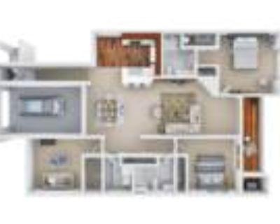 Falcon Glen Apartments - FG Coach - 2 Bed + Den, 2 Bath Upper