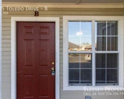 3205 Toledo Dr #B, Killeen, TX 76542 3 Bedroom Apartment