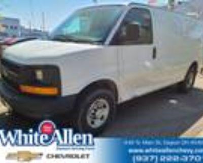 2015 Chevrolet Express 2500 Work Van Cargo