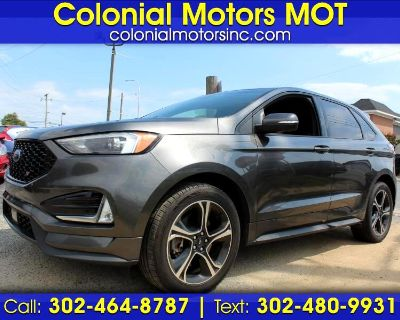 Used 2019 Ford Edge ST