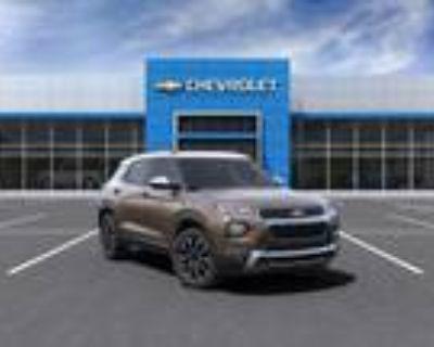 2021 Chevrolet trail blazer Tan