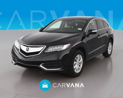 2018 Acura RDX Technology Package with AcuraWatch Plus