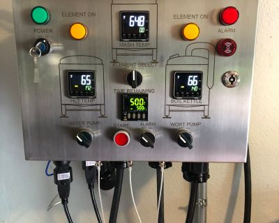 Colorado - Price update: 3k // 15 gallon electric herms w/ upgrades