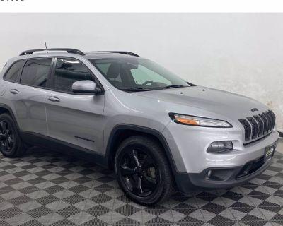 2017 Jeep Cherokee High Altitude