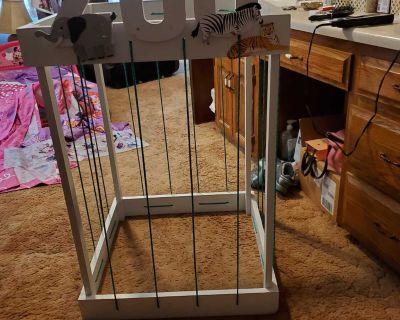 Zoo for stuffed animals