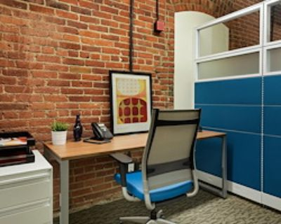 Private Office for 1 at Office Evolution - Denver/Downtown Market Street